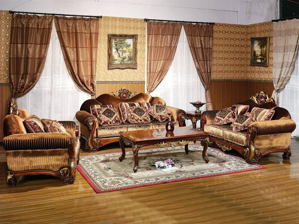 European Style Living Room Furniture Foshan Shunde Excellence Years Furnitu