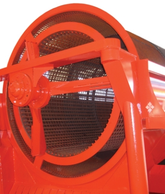 trommel screen and its advantages Advantages quick-change system for screen drum, its modular construction allows for the use of the reliable screen drums as applied in the  trommel line title.