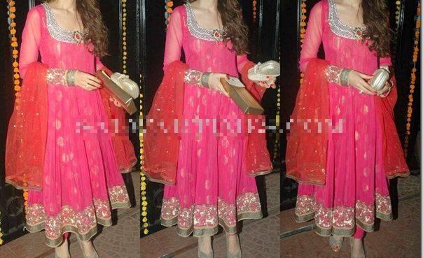 Bollywood Celebrity Punjabi Suits 95