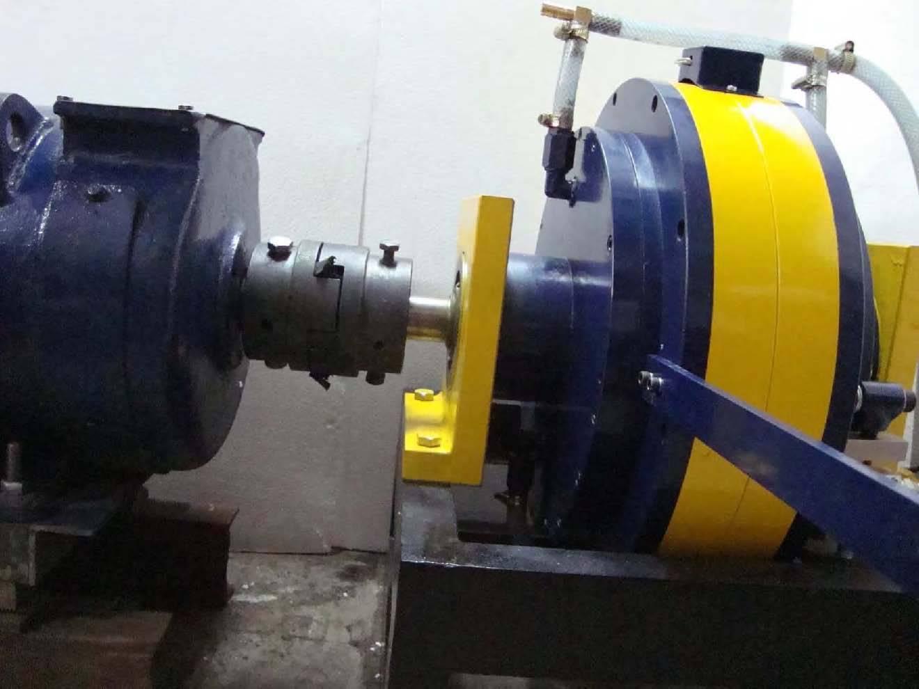 Motor Test Eddy Current Dynamometer Application Systems