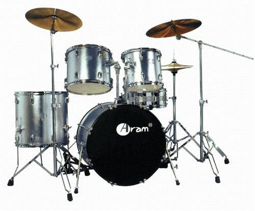 Tianjin Tractor Parts : Drum set tianjin yalan musical instruments