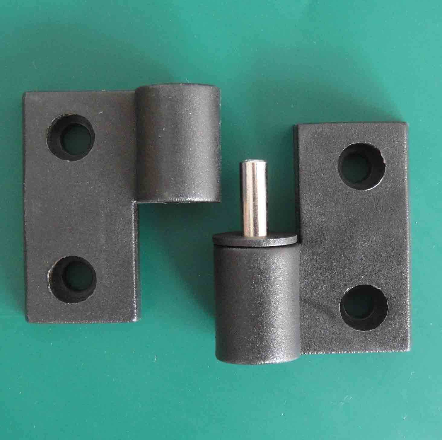 Detachable Nylon Hinge Jiaman Aluminium Profile