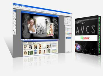 Wedding Album Design Software - AVCS SYSTEMS INDIA