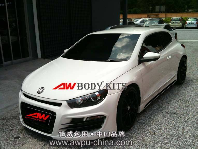 vw scirocco body kits shenzhen aowei auto parts co ltd. Black Bedroom Furniture Sets. Home Design Ideas