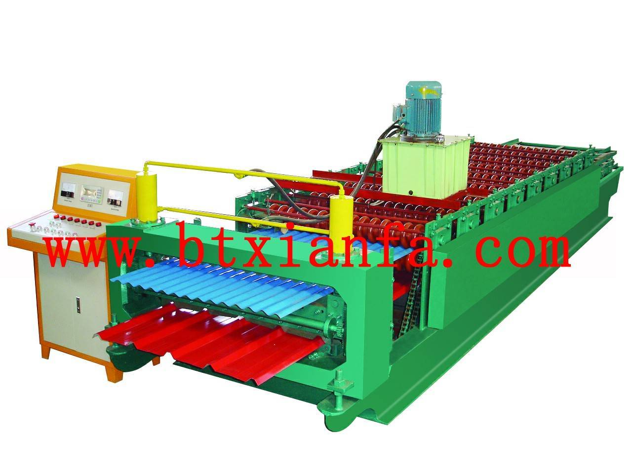 roll forming machine buyer