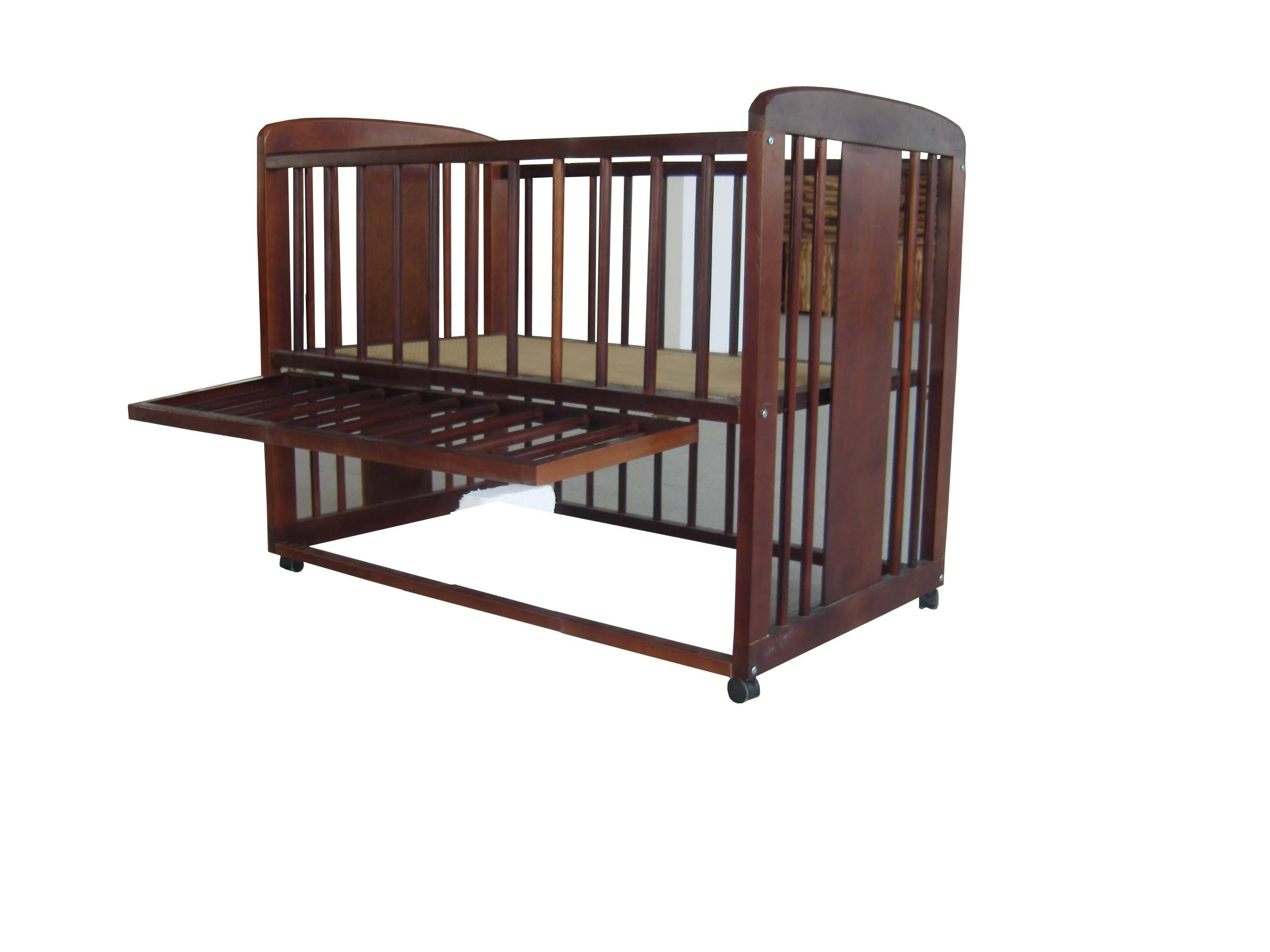 Wooden Crib Dimensions Baby Crib Design Inspiration