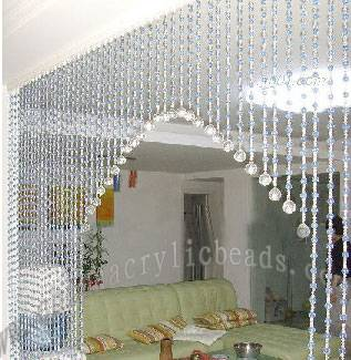 Amazon.com: Beaded Curtains - Mirror Disco Ball Door Beads #61060