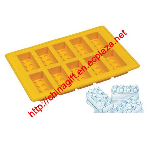 Building blocks Ice Cube Tray - Fangzheng Craft & Gift Co., Ltd