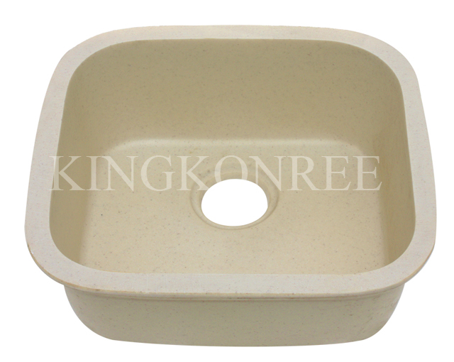 Products kitchen sink acrylic solid surface corian single kitchen sink