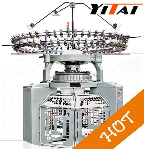 Double Circular Knitting Machine - YITAI Weaving Machine Co., Ltd