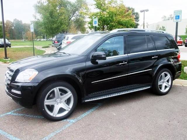 2012 mercedes benz gl550 dealerexport for 2012 mercedes benz gl550