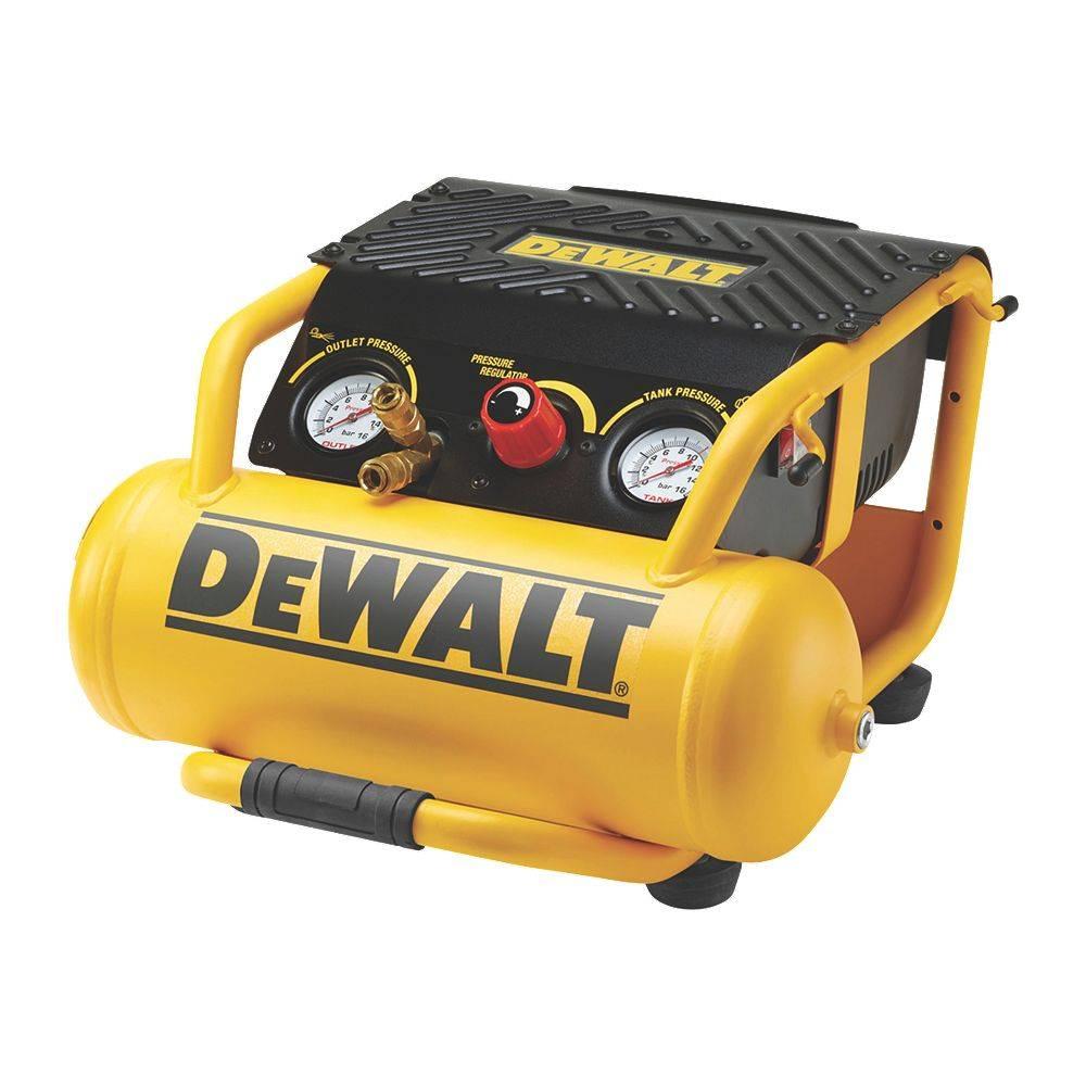 Dewalt Dpc10rc Lx 10ltr Compressor 110v Dewalt