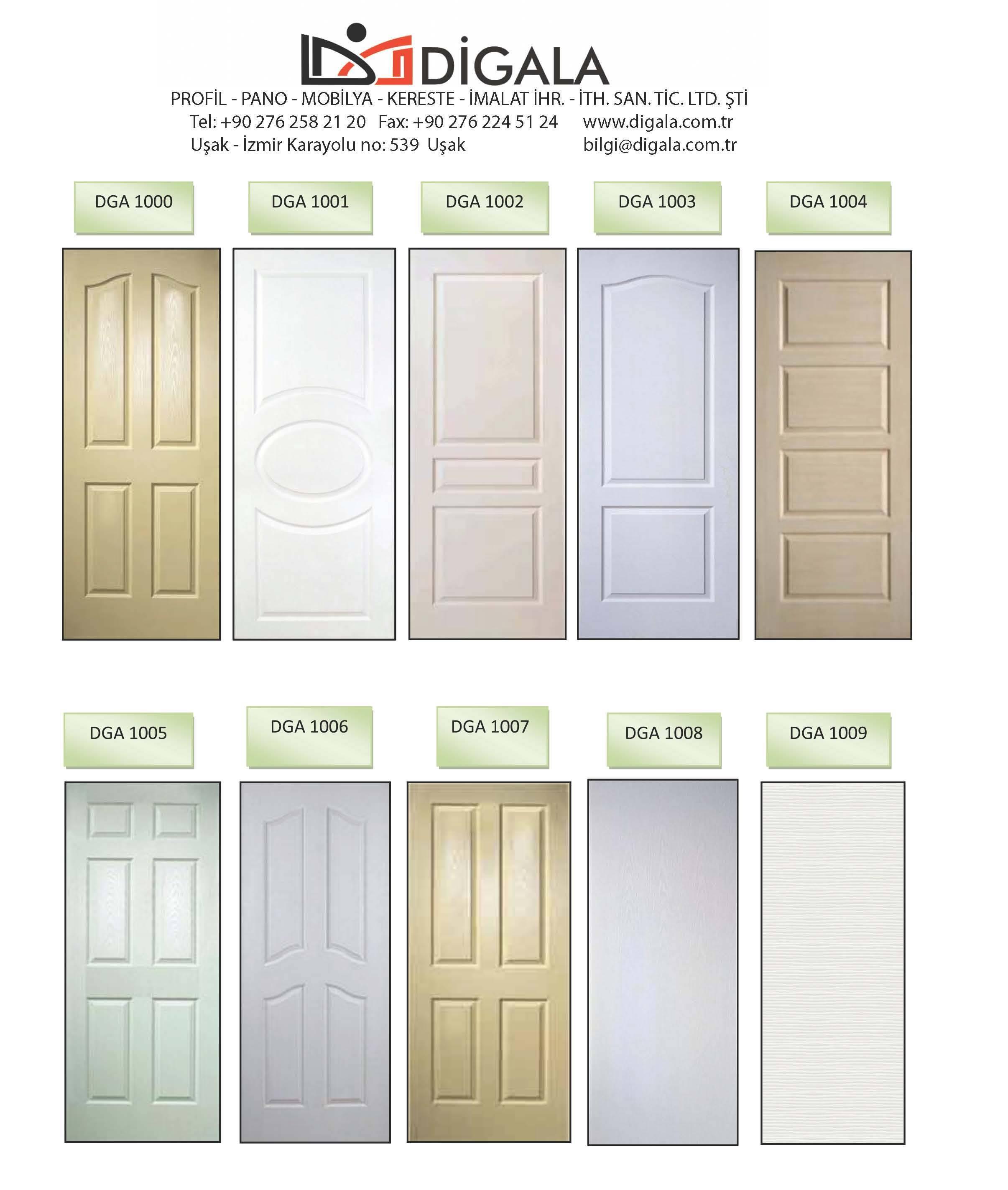 2846 #B92612 American Panel Doors DIGALA PROFIL SAN. TIC. LTD. STI picture  sc 1 th 244 & American Doors Examples Ideas u0026 Pictures | megarct.com Just ... pezcame.com