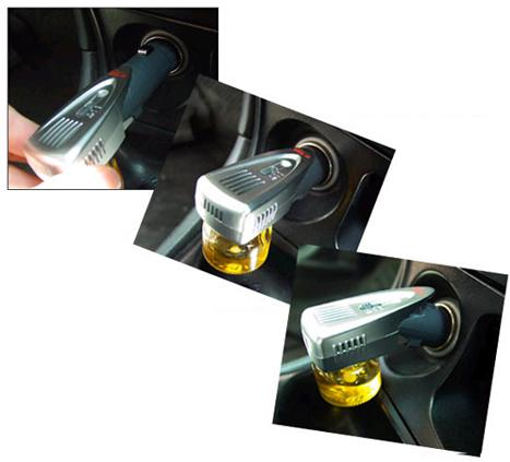 Aroma Diffuser For Cars Car Air Freshener By Not Exist