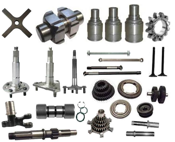 Three Wheeler Parts : Three wheeler wheel axle and engine parts dsr international