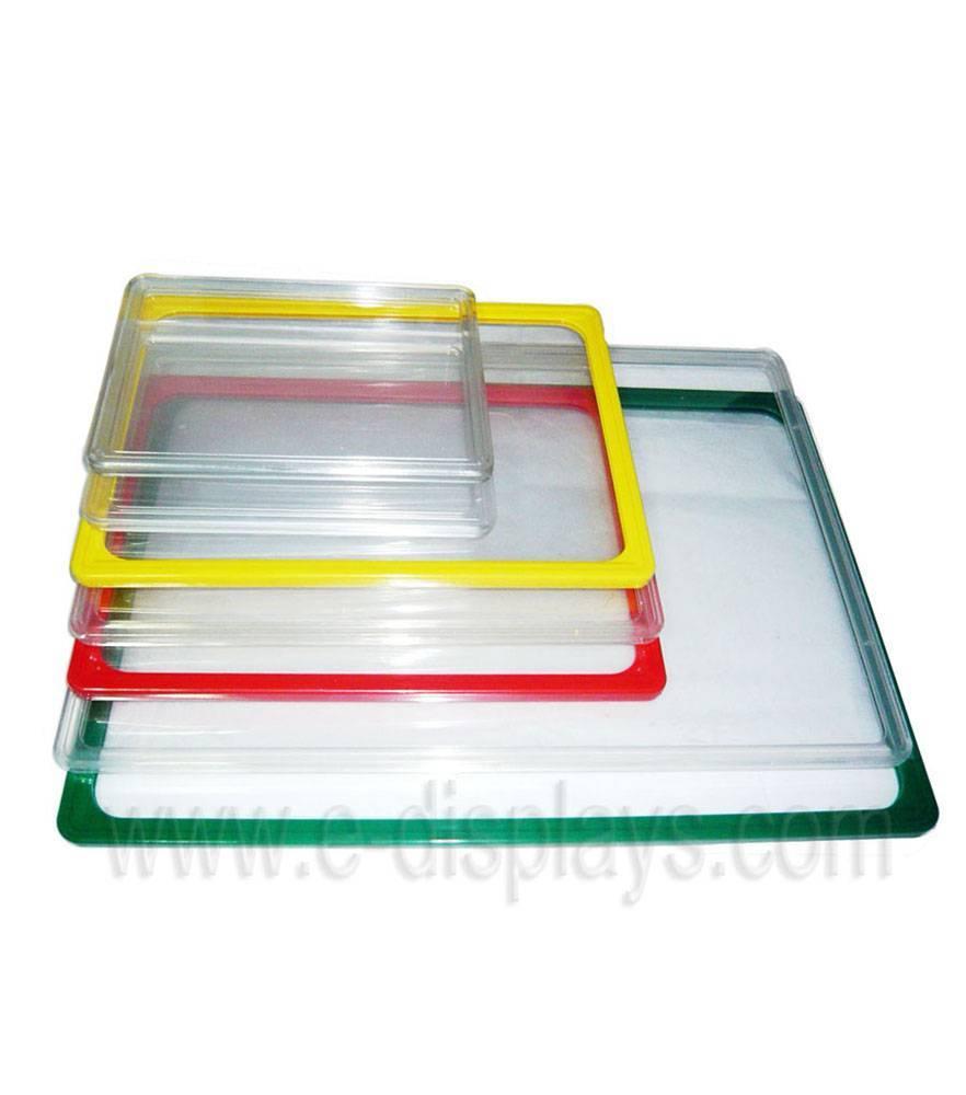 plastic frame;poster frame;A3/A4/A5 frame;sign frame - E Displays Co ...