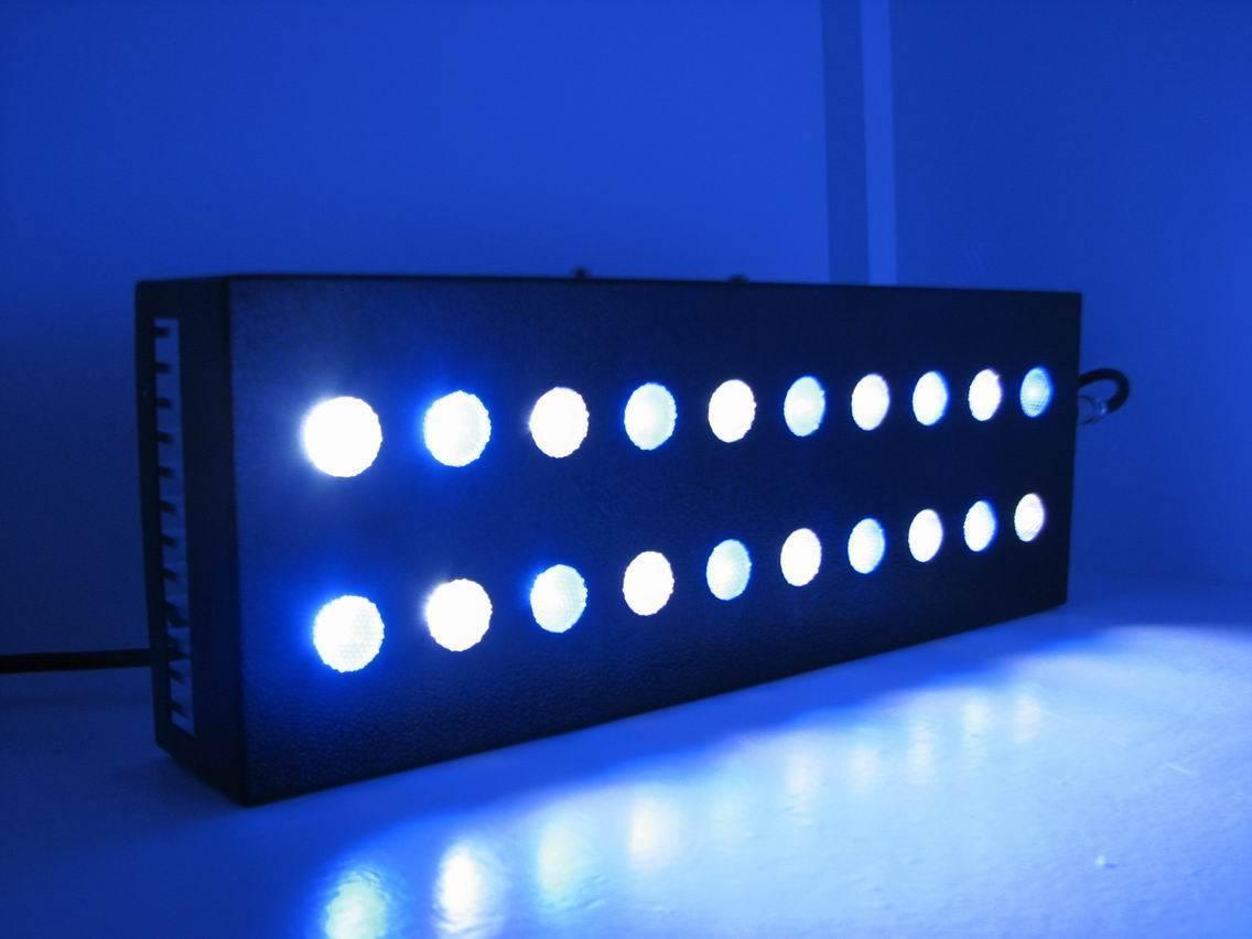 cree 60w led aquarium light e shine systems