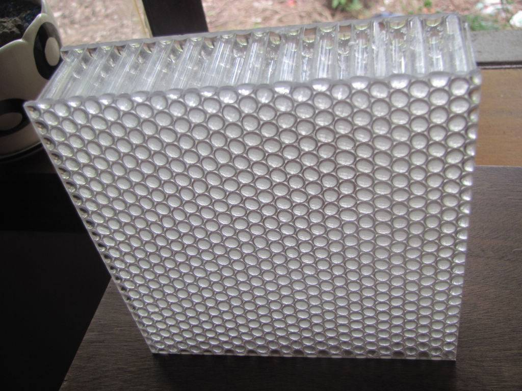 Pancore Translucent Honeycomb Resin Panel Shanghai Evowe