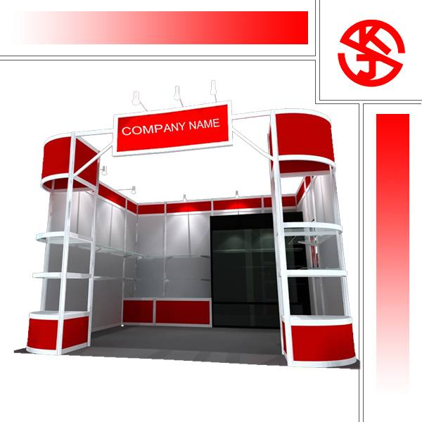 Exhibition Shell Scheme Suppliers : Exhibition shell scheme nanjing new kangjia