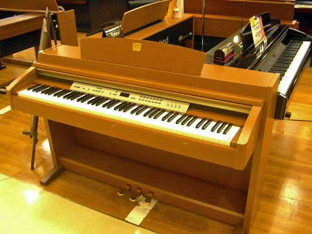 Yamaha clavinova clp 230 cherry delta piano for Yamaha dgx640c digital piano cherry