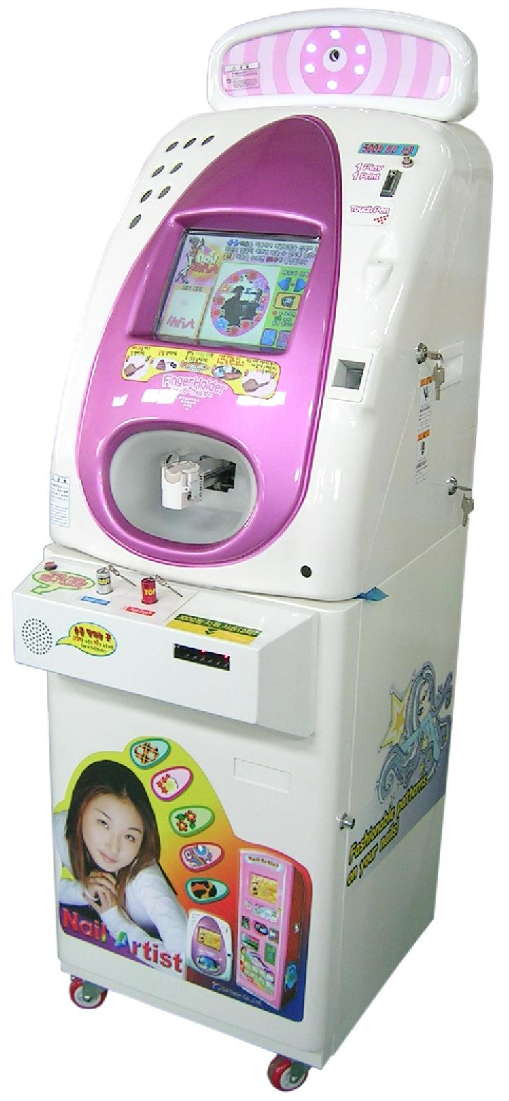 Nail Art Vending Machine - The Little Export Company