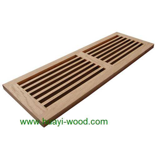 Wood Air Grills Wall Air Vents Huayi Wood Vents And