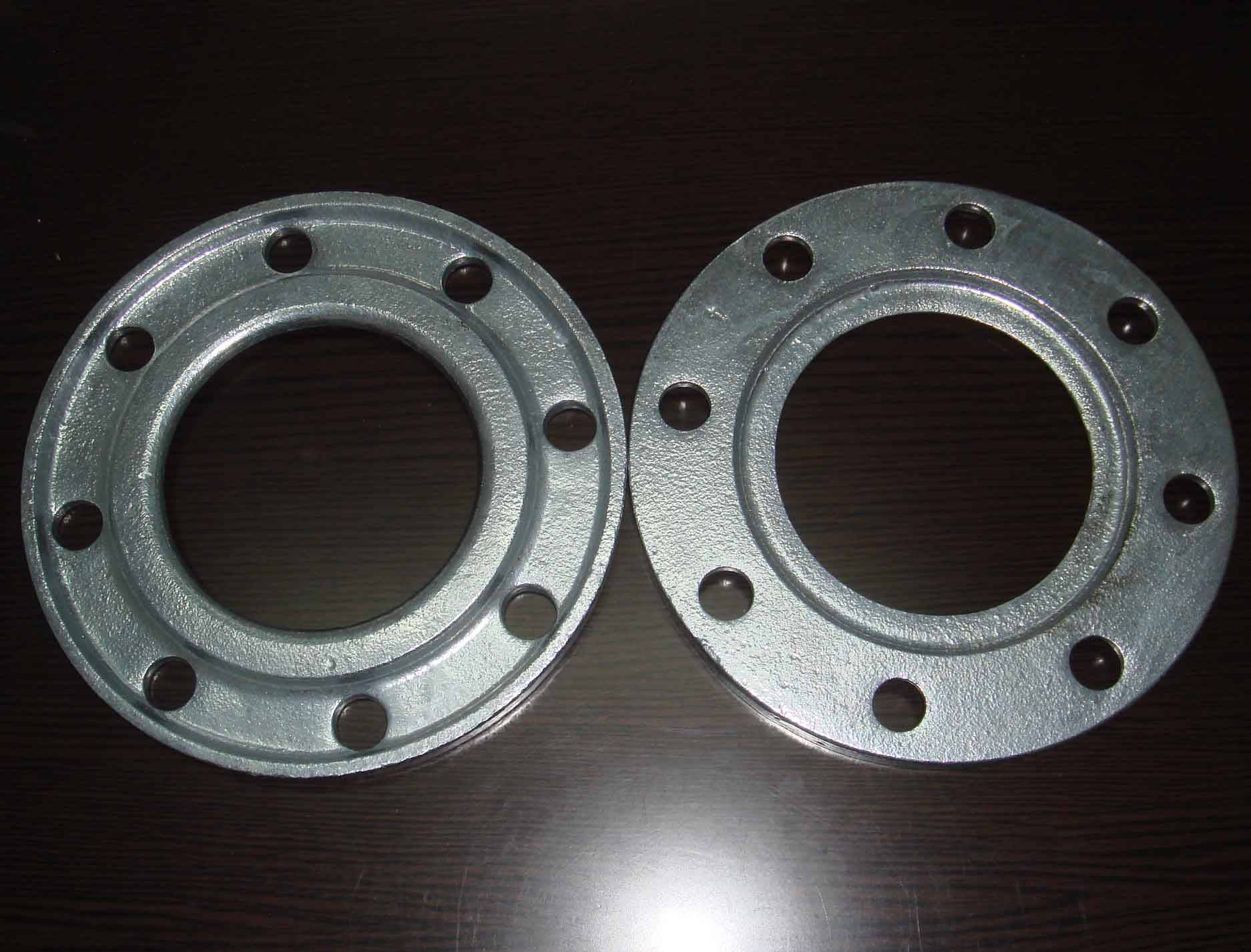 Ductile iron backing rings shenyang genord foreign trade
