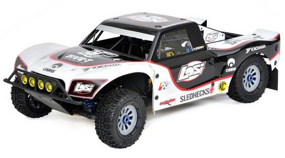 Losi 5ive T 1 5 Scale 4wd Short Course Truck Gomax R C