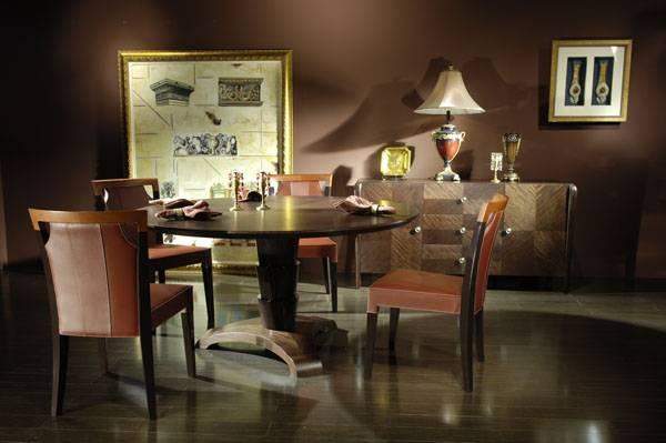 High end designer furniture restaurant furniture dining for High end furniture company