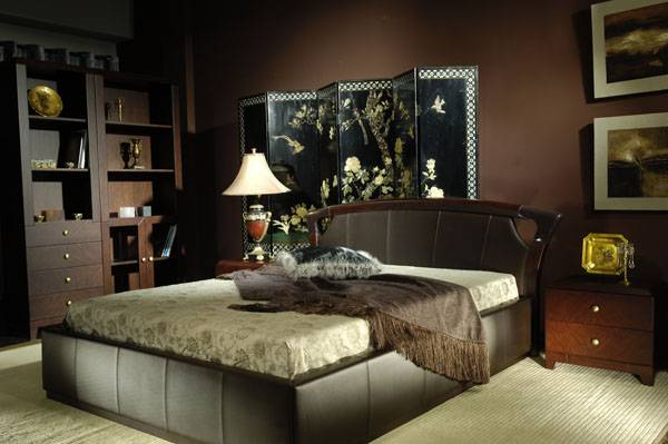 high end designer furniture leather bedroom sets bed bedside