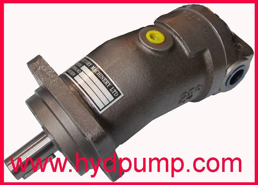 Bruninghaus Hydromatik Rexroth A2f Pump Motor Victory