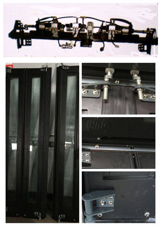 Bus Door Systems Pneumatic Swing Out Bus Door