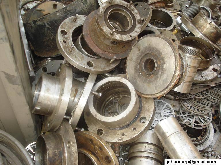 Stainless Steel Scrap Stainless Steel Scrap m s