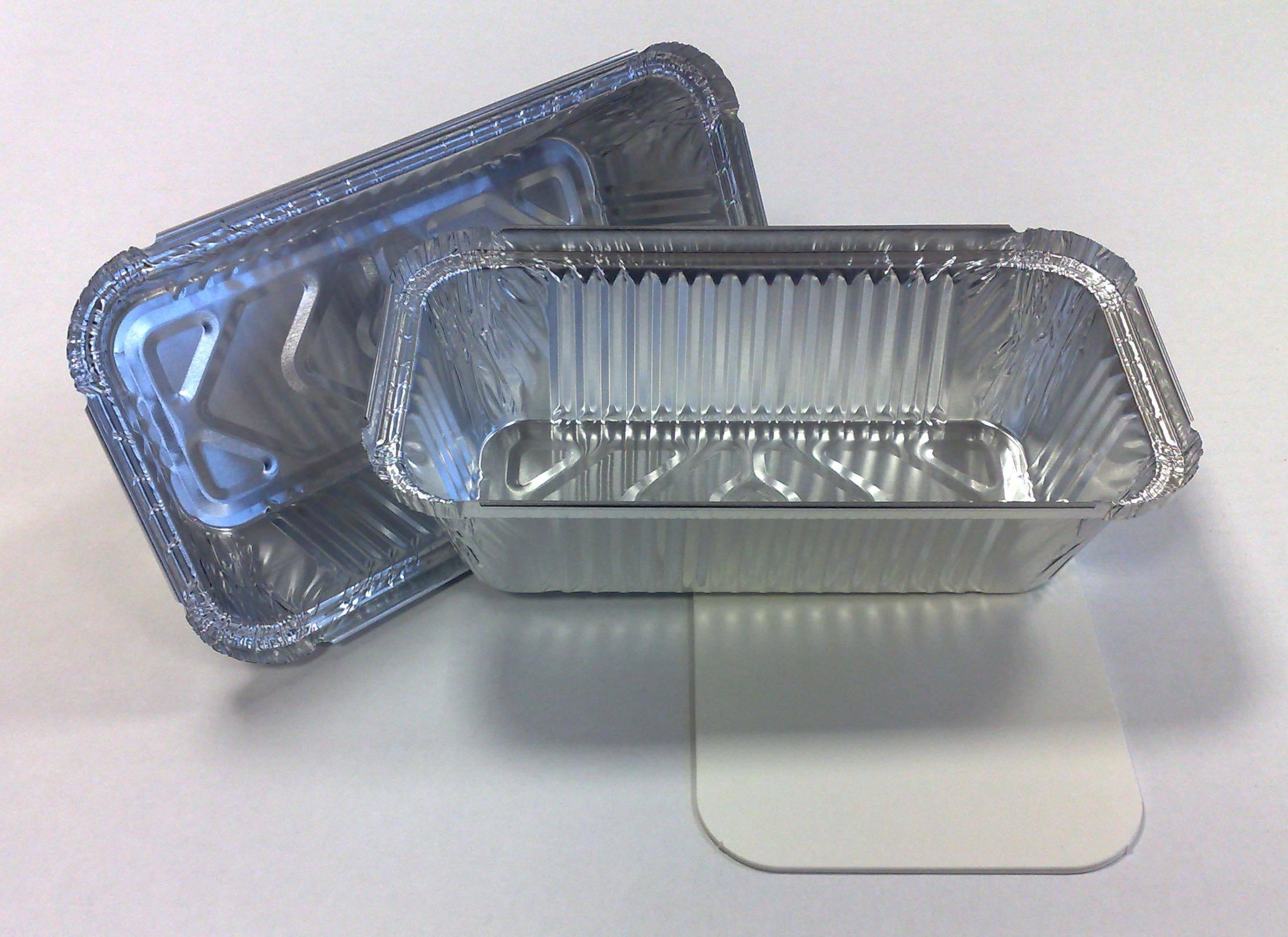 Rectangular Aluminum Foil Container Zhuozhou Jiahua Aluminium Co Ltd
