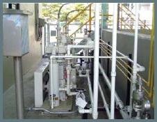 Ammonia Unloading Compressor