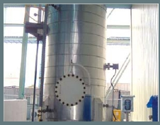 Ammonia Dilution Tank
