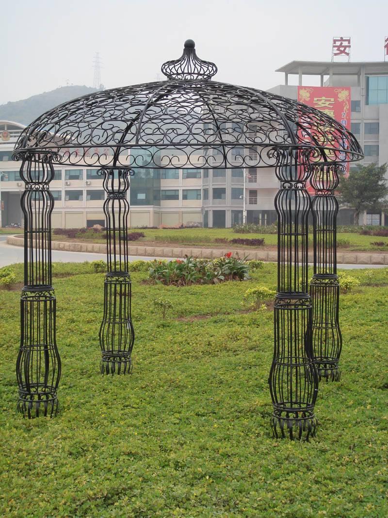 metal garden gazebo - China Refine Industry Com., Ltd