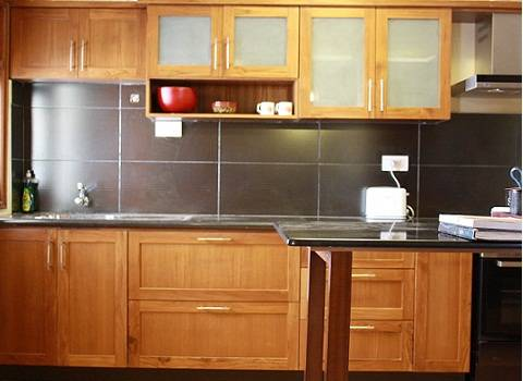 Marine Ply For Kitchen Cabinets : Modular Kitchen - Kelachandra Plywood Industries