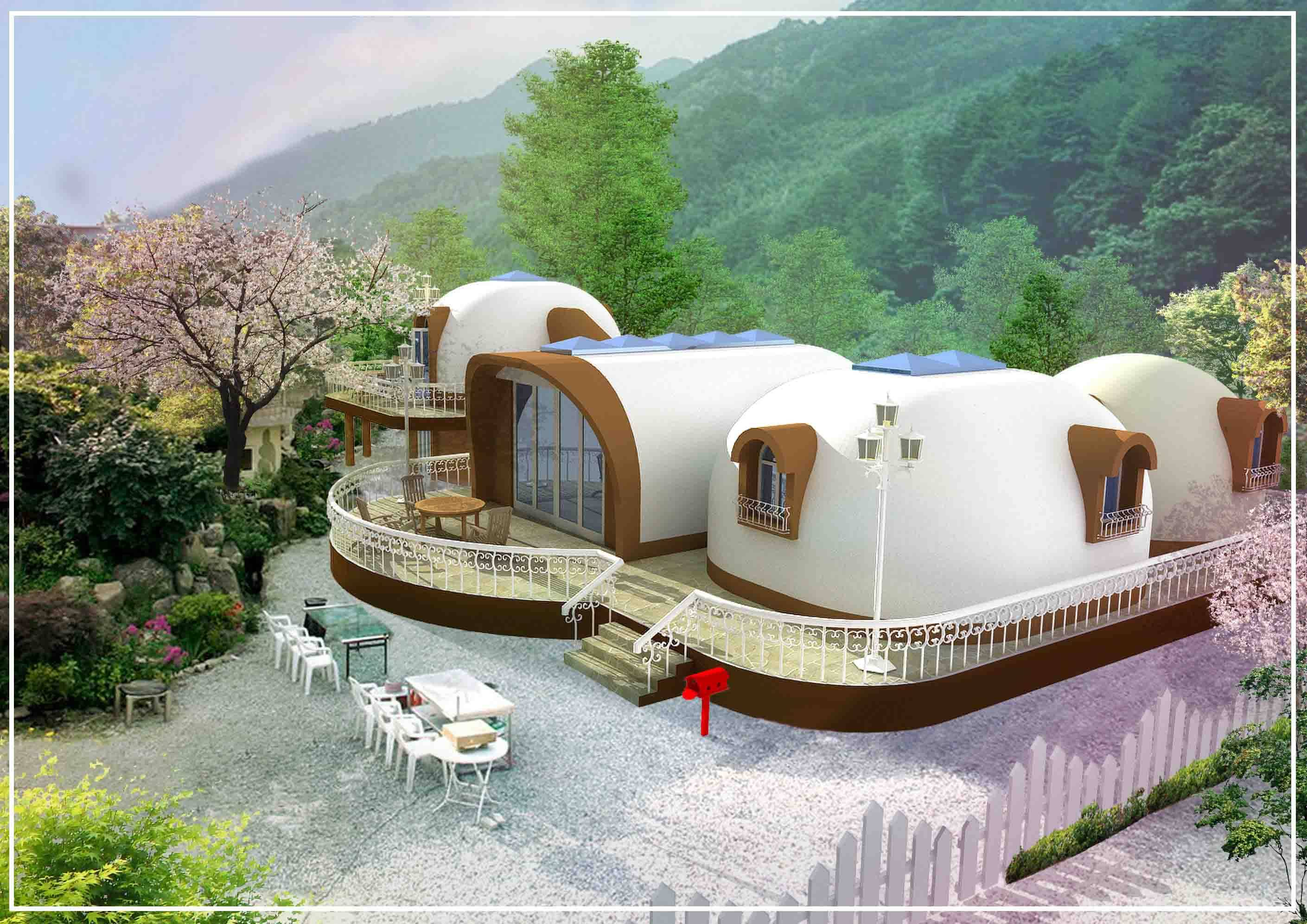 World Dome House Worlddome Co Ltd