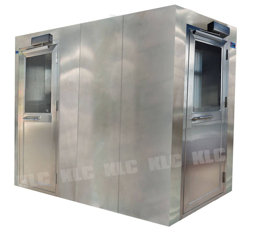 Aluminio Biológica proveedor fabricante de equipos de sala limpia India (Clean Room de aluminio, aluminio Weiber Bio-Clean)