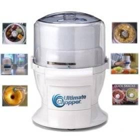 Ultimate chopper power chopper electric blender kitchen for Think kitchen ultimate pro blender