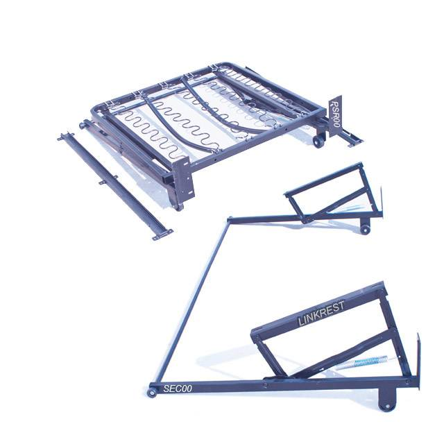 Pull out sofa bed mechanism psr00 series jiaxing for Sofa bed mechanism