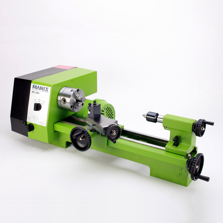 Mini lathe ML-360 - MANIX Co. Ltd