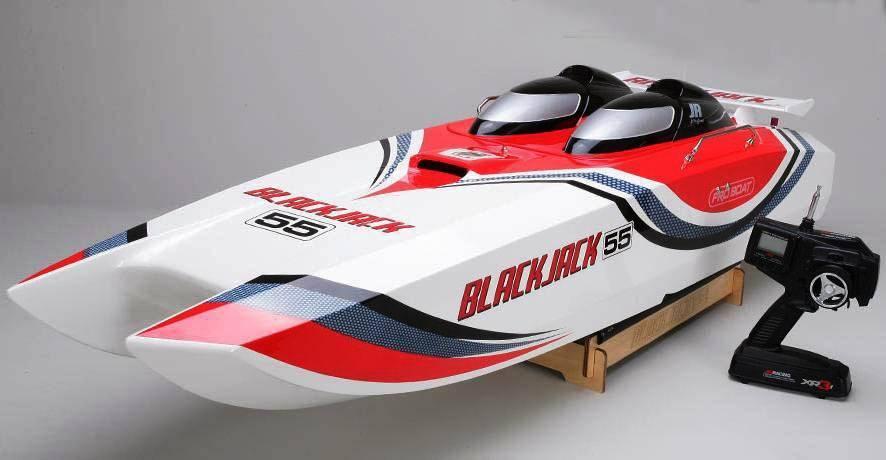 Blackjack catamaran 55