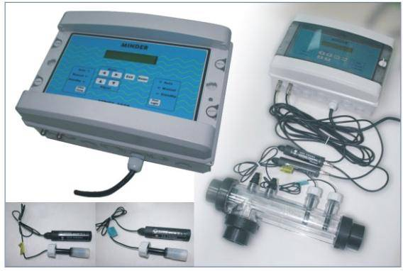 Minder 3000 series pool controller guangzhou minder for Pool equipment manufacturers