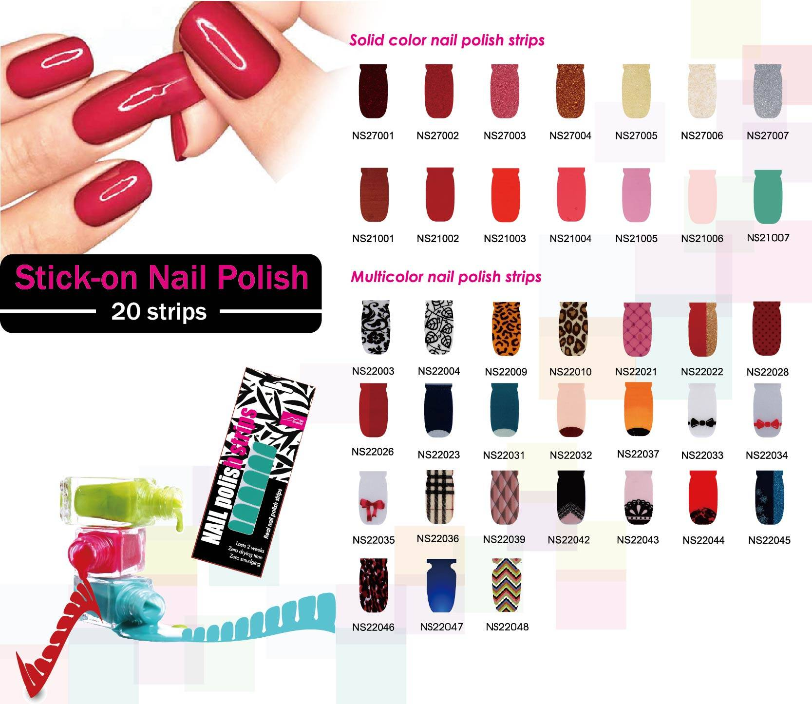 What it Does Nail Polish