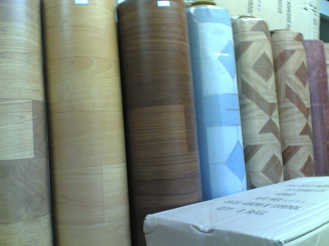 Pvc Floor Covering Vinyl Flooring Cushion Vinyl