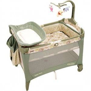 Graco Pack And Play Playard Winnie The Pooh Days Of Hunny