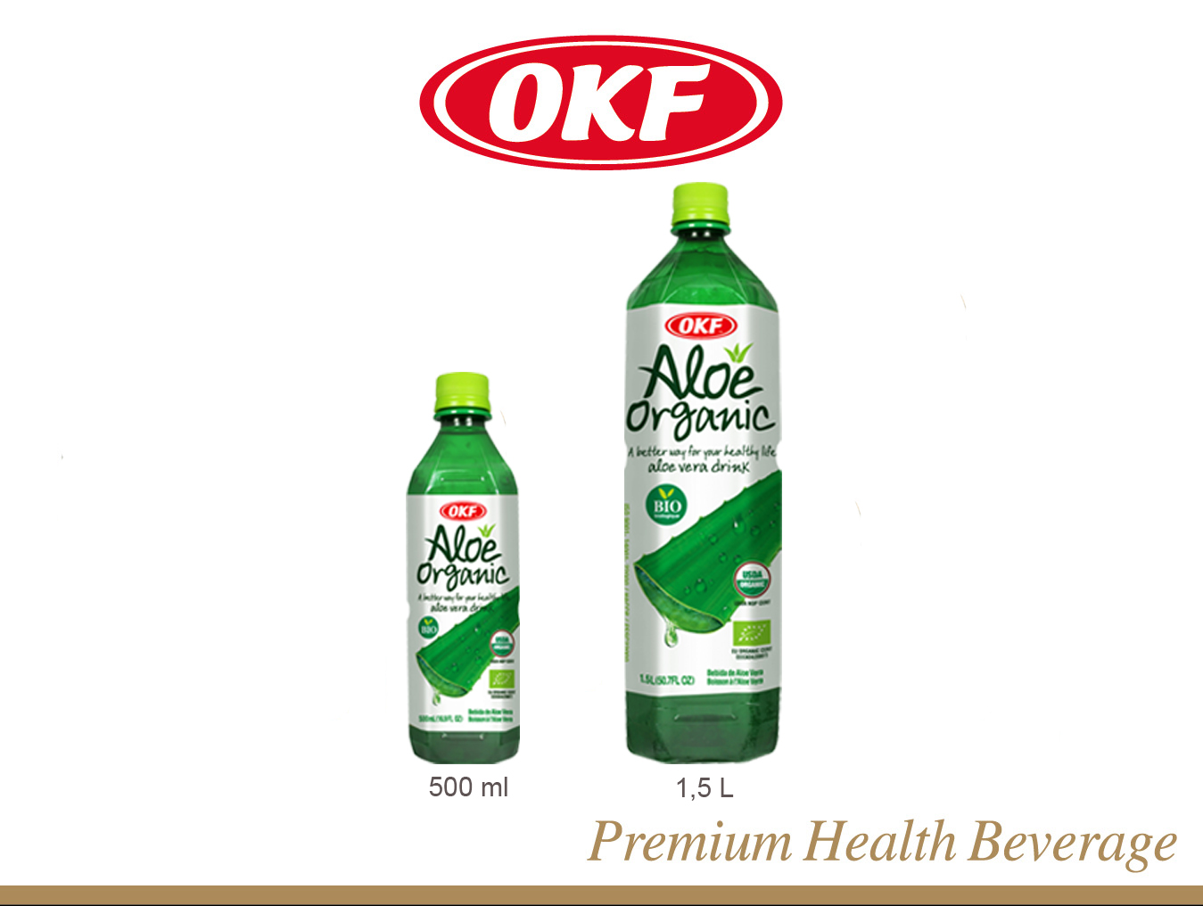 okf organic aloe aloe vera drink okf corp. Black Bedroom Furniture Sets. Home Design Ideas