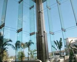 Point Supported Glass Curtain Wall Shenzhen Ratoy Facade